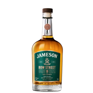JAMESON BOW STREET CASK STRENGTH 18 YEAR OLD (5404905734298)