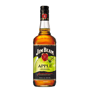 Load image into Gallery viewer, JIM BEAM APPLE BOURBON WHISKEY (5404923101338)