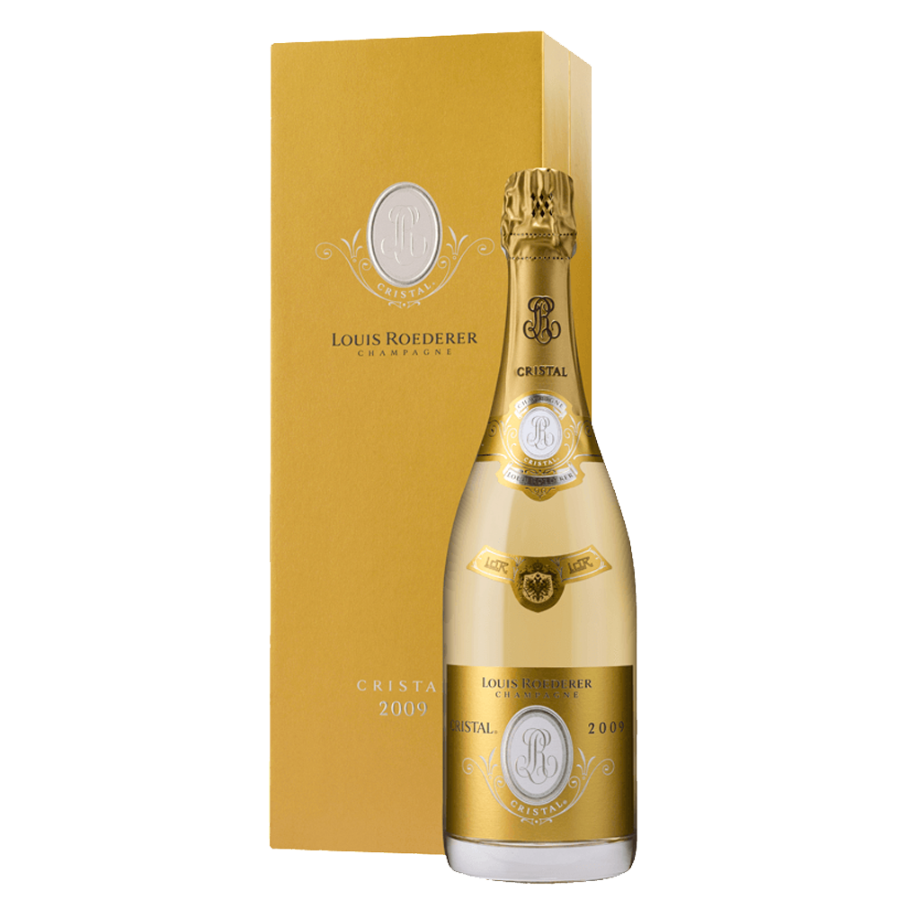 Load image into Gallery viewer, LOUIS ROEDERER CRISTAL 2009 1.5LI (5405189537946)