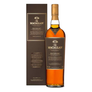 Load image into Gallery viewer, MACALLAN EDITION NO. 1 (5405255991450)