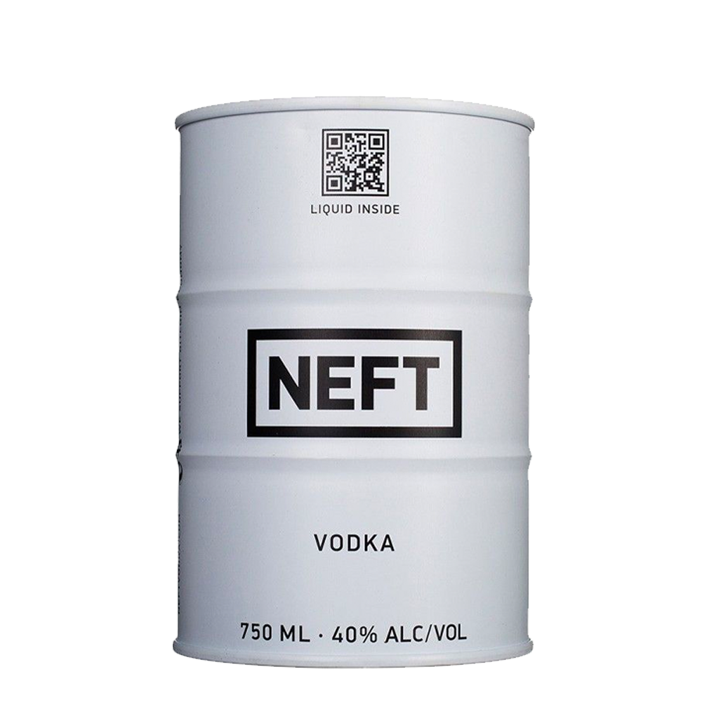 NEFT WHITE CAN VODKA