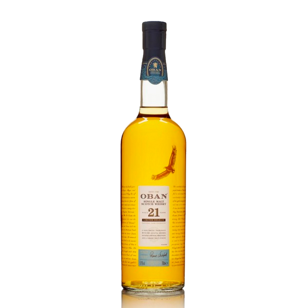 OBAN LIMITED EDITION 21 YEAR OLD (5405041983642)