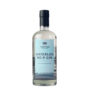 TREATY OAK WATERLOO NO. 9 GIN (5405380903066)