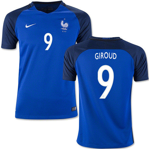 Giroud France National Team Jersey - La Vinotinto Shop