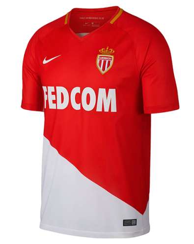 AS Monaco FC Home Jersey - La Vinotinto Shop
