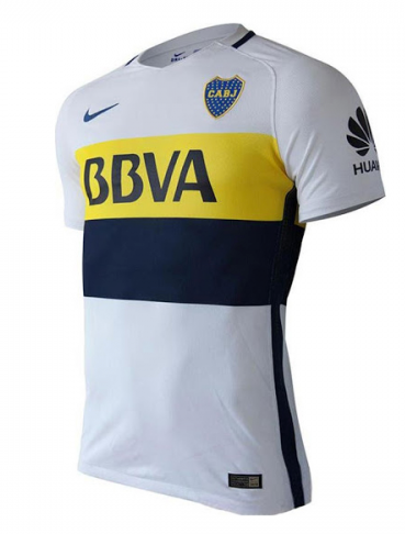 brand new 58490 cc356 Boca Juniors Away Jersey