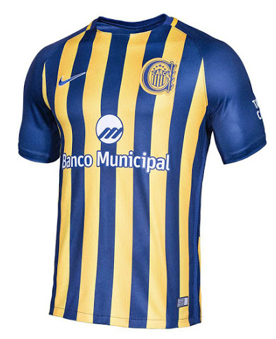 CA Rosario Central Home Jersey - La Vinotinto Shop