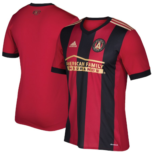 2018-19 Season Atlanta FC Home Jersey - La Vinotinto Shop