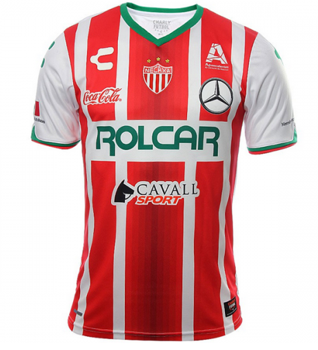 Club Necaxa Home Jersey - La Vinotinto Shop