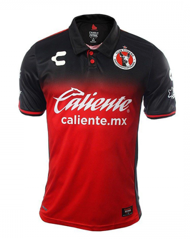 Club Tijuana FC Home Jersey - La Vinotinto Shop