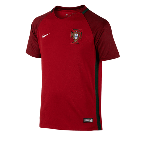 Personalize your 2018 World Cup Nike Portugal National Team Jersey