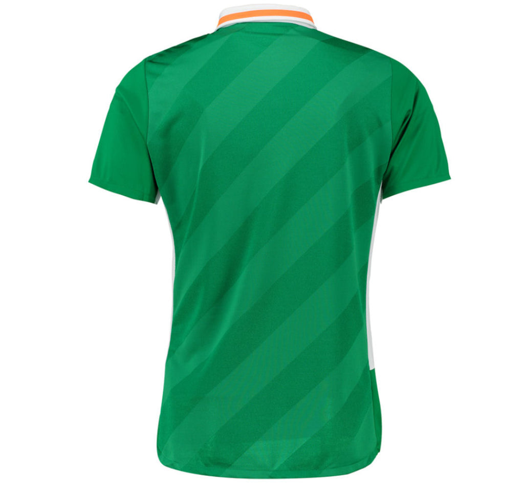 Personalize Your Republic of Ireland Home Jersey - La Vinotinto Shop