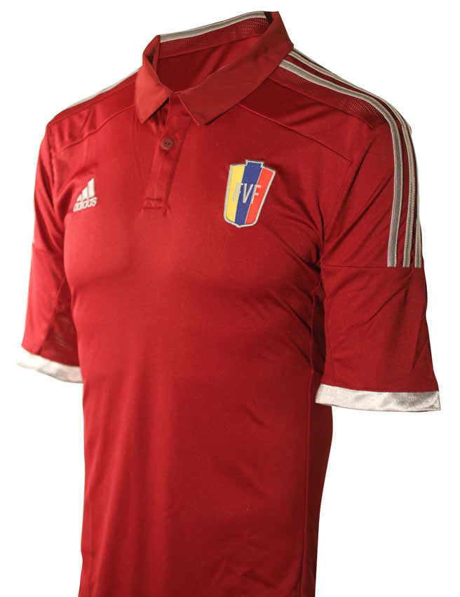 The New 2014 Vinotinto Jersey - La Vinotinto Shop