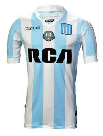 Racing Club Home Jersey - La Vinotinto Shop