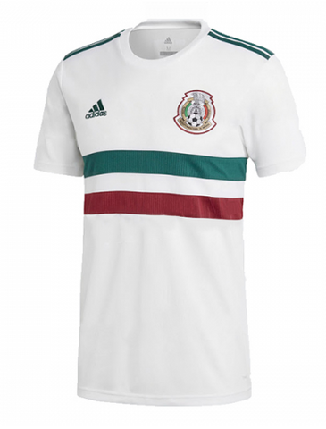 2018 Mexico National Team Away Jersey