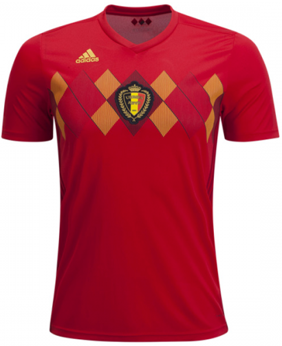 Personalize Your 2018 Belgium National Team Jersey - La Vinotinto Shop