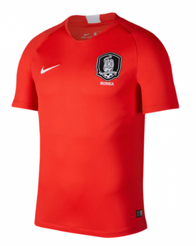 2018 World Cup Nike South Korea National Team Home Jersey 9de5ffcab
