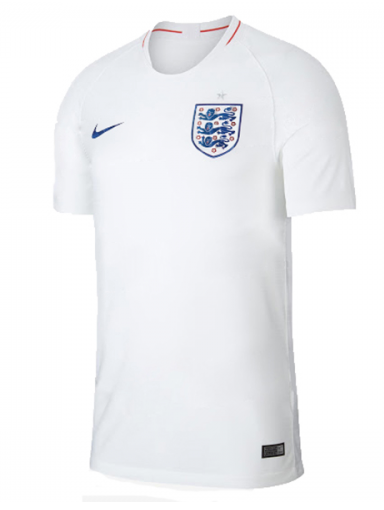 2018 World Cup Nike England National Team Home Jersey - La Vinotinto Shop