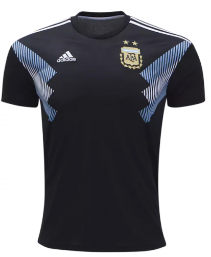 2018 World Cup Nike Argentina National Team Away Jersey - La Vinotinto Shop