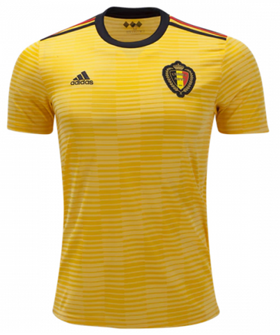 2018 World Cup adidas Belgium National Team Away Jersey