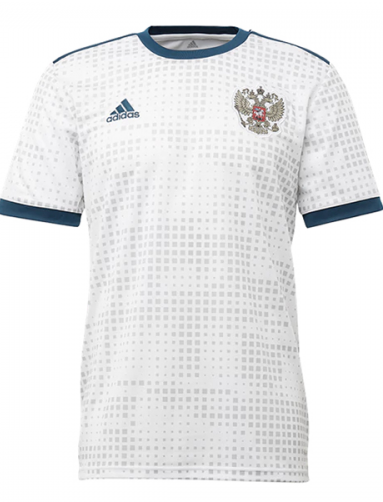 2018 World Cup adidas Russia National Team Away Jersey - La Vinotinto Shop