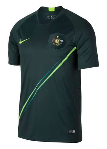 2018 World Cup Nike Australia National Team Away Jersey - La Vinotinto Shop