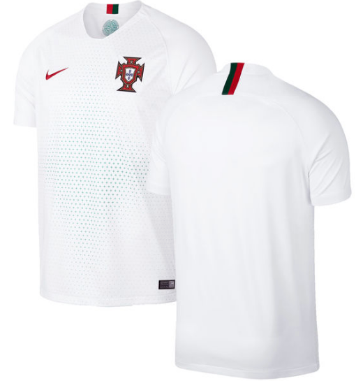 2018 World Cup Nike Portugal National Away Jersey - La Vinotinto Shop