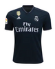 2018-19 Season adidas Men's Modric #10 Real Madrid Club Team Away Jersey - Black - La Vinotinto Shop