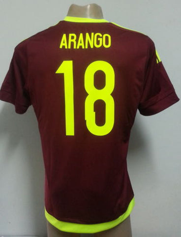 Venezuelan National Team Jerseys 78766ba35