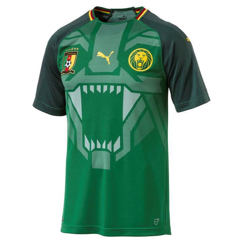 Cameroon National Team Home Jersey