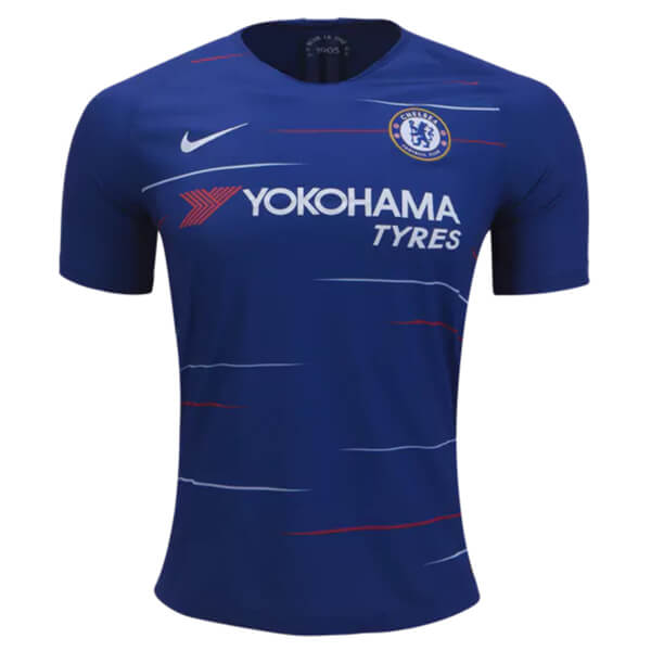 2018-19 Season Nike Men's Chelsea Club Team Home Jersey - La Vinotinto Shop