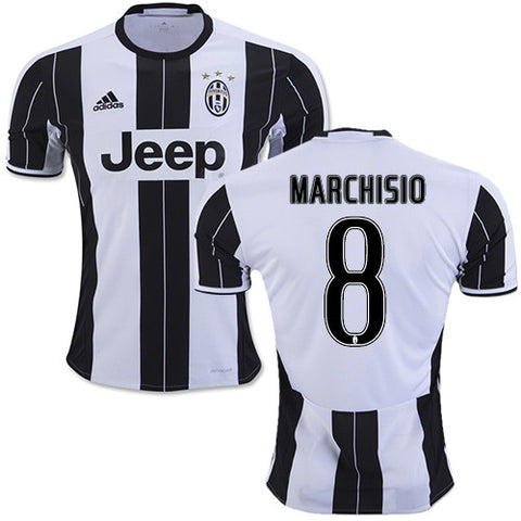 "Juventus FC ""Marchisio"" Jersey"