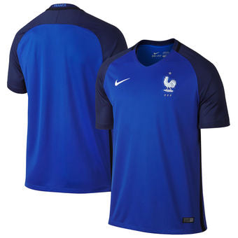Personalize Your France National Team Jersey - La Vinotinto Shop
