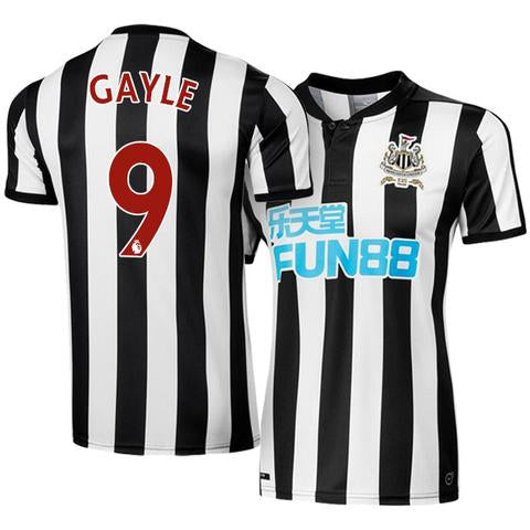 Gayle Newcastle United FC Jersey - La Vinotinto Shop