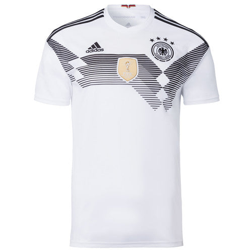 2018 World Cup adidas Germany National Team Home Jersey - White - La Vinotinto Shop