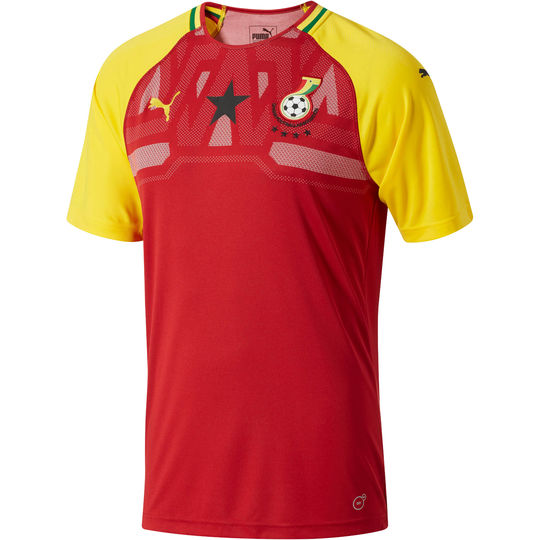 Ghana National Team Home Jersey - La Vinotinto Shop