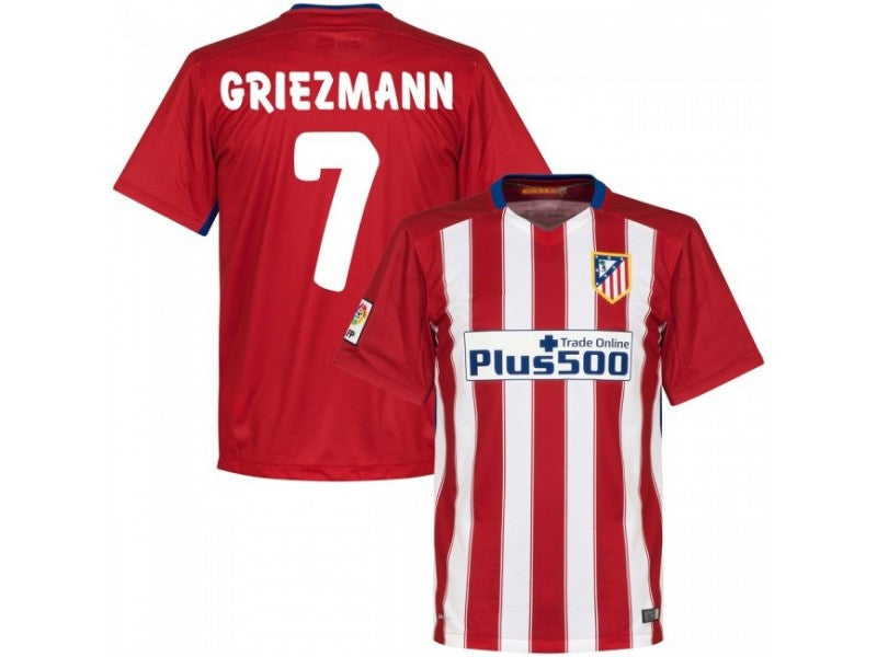 buy online a6c21 46f43 Atletico Madrid Griezmann Jersey
