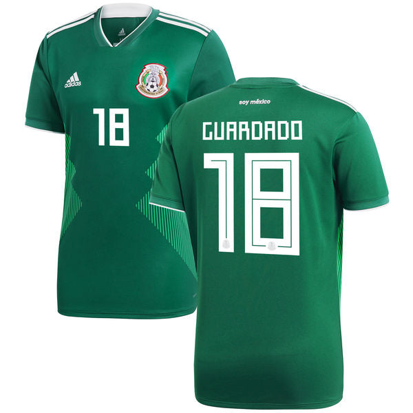 Guardado 2018 Mexico National Team Jersey - La Vinotinto Shop