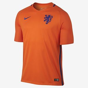 2018 Netherlands National Team Home Jersey - La Vinotinto Shop