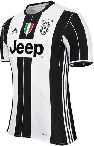 Personalize Your Juventus Jersey