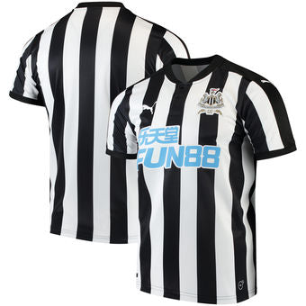 Personalize Your Newcastle United FC Home Jersey