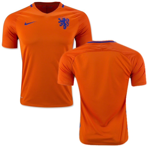 Personalize Your 2018 Netherlands National Team Home Jersey - La Vinotinto Shop