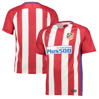 Personalize your Atletico Madrid Jersey