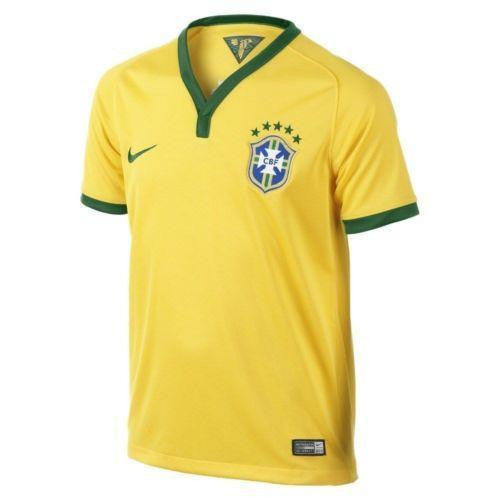 Personalize Your Brazil National Team Jersey