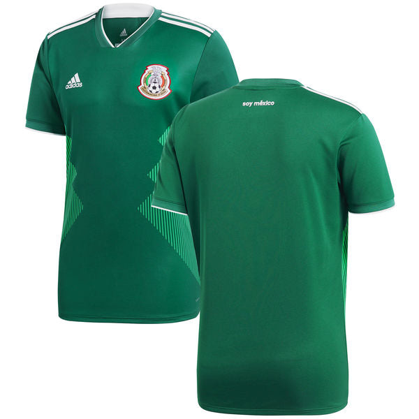 Personalize Your 2018 Mexico National Team Jersey - La Vinotinto Shop