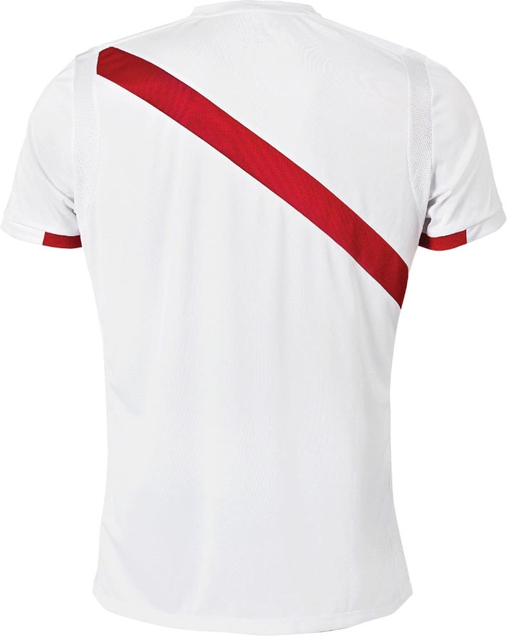 e4bcfa21db8 Personalize Your 2018 World Cup Peru National Team Home Jersey - Umbro - La  Vinotinto Shop