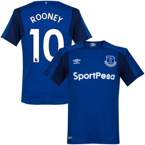Everton FC Rooney Jersey