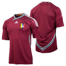 Personalize Your Vinotinto Jersey