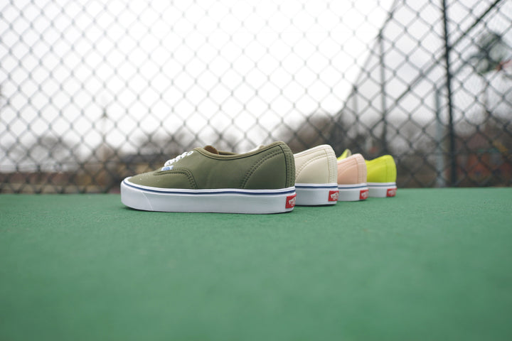 Vault by Vans teams up w/ Schoeller