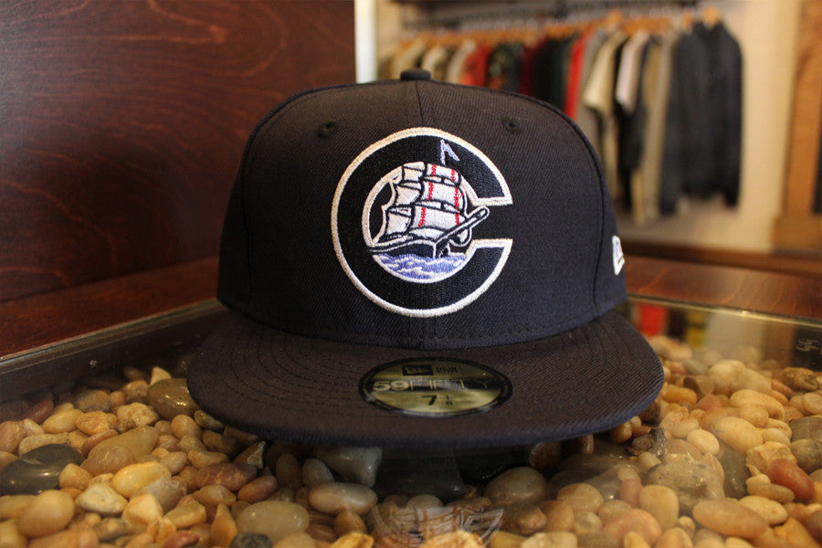 "Columbus Clippers New Era ""Big C"" Fitted ""OG"""
